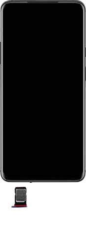 OnePlus 7T Pro - Premiers pas - Insérer la carte SIM - Étape 5