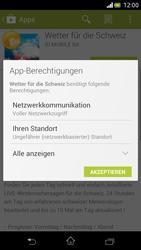 Sony Xperia V - Apps - Installieren von Apps - Schritt 15