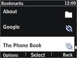 Nokia Asha 302 - Internet - Internet browsing - Step 12