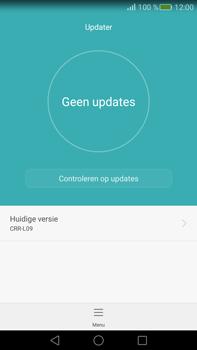Huawei Mate S - Software updaten - Update installeren - Stap 7