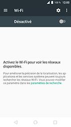 Wiko WIM Lite - Internet et connexion - Accéder au réseau Wi-Fi - Étape 5