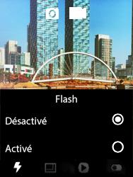 Alcatel 3088X - Photos, vidéos, musique - Créer une vidéo - Étape 8