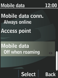 Nokia 301-1 - Internet - Manual configuration - Step 8