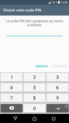 Sony Xperia XZ (F8331) - Sécuriser votre mobile - Activer le code de verrouillage - Étape 8