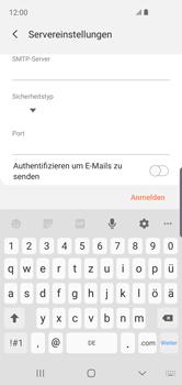 Samsung Galaxy S10e - E-Mail - Manuelle Konfiguration - Schritt 15