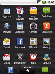 LG P350 Optimus Me - internet - handmatig instellen - stap 12
