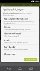 Huawei Ascend P6 - Apps - Installieren von Apps - Schritt 7