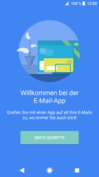 Sony Xperia XZ1 Compact - E-Mail - Konto einrichten - Schritt 4