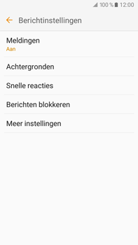Samsung Galaxy J7 (2016) (J710) - sms - handmatig instellen - stap 6