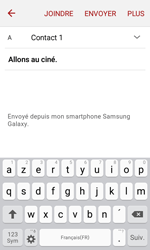 Samsung Galaxy J1 (2016) (J120) - E-mail - envoyer un e-mail - Étape 8