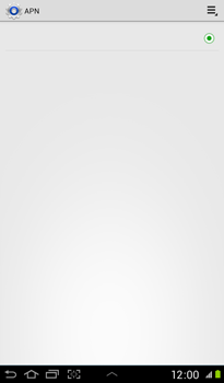 Samsung P3100 Galaxy Tab 2 7-0 - Internet - Configuration manuelle - Étape 15