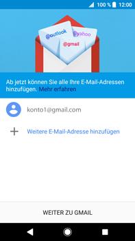 Sony Xperia XA2 Ultra - E-Mail - Konto einrichten (gmail) - Schritt 15