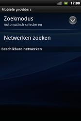 Sony Ericsson Xperia Mini Pro - Bellen - in het buitenland - Stap 7