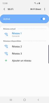 Samsung Galaxy S10e - WiFi - Configuration du WiFi - Étape 9