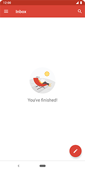 Google Pixel 3 - Email - 032c. Email wizard - Outlook - Step 6