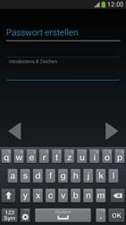 Samsung Galaxy S 4 Mini LTE - Apps - Einrichten des App Stores - Schritt 11