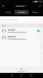 Huawei P8 - E-Mail - E-Mail versenden - 8 / 18