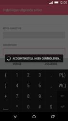 HTC Desire EYE - E-mail - handmatig instellen - Stap 17