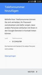 Samsung Galaxy J5 (2016) - Apps - Konto anlegen und einrichten - 16 / 24