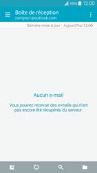 Samsung Galaxy A3 (A300FU) - E-mails - Ajouter ou modifier votre compte Outlook - Étape 4