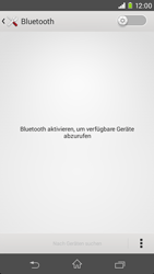 Sony Xperia M2 - Bluetooth - Geräte koppeln - Schritt 7