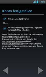 LG Optimus L7 II - Apps - Konto anlegen und einrichten - 18 / 25