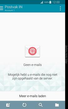 Samsung Galaxy Note Edge - e-mail - hoe te versturen - stap 4