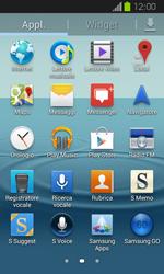 Samsung Galaxy Express - Internet e roaming dati - Uso di Internet - Fase 3