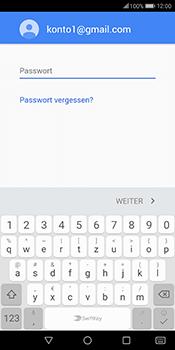 Huawei Mate 10 Lite - E-Mail - Konto einrichten (gmail) - 0 / 0