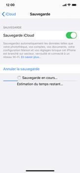 Apple iPhone 11 Pro - Aller plus loin - Gérer vos données depuis le portable - Étape 16