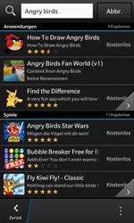 BlackBerry Z10 - Apps - Konto anlegen und einrichten - Schritt 6