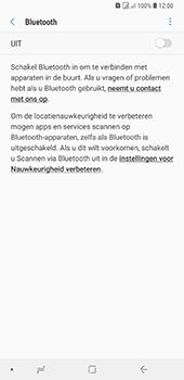 Samsung Galaxy A9 (2018) - bluetooth - aanzetten - stap 6