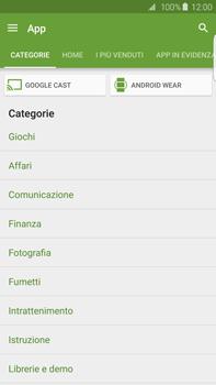 Samsung Galaxy S6 edge+ (G928F) - Applicazioni - Installazione delle applicazioni - Fase 6