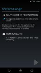 Sony D5803 Xperia Z3 Compact - E-mail - Configuration manuelle (gmail) - Étape 13