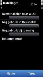 Nokia N8-00 - MMS - handmatig instellen - Stap 7