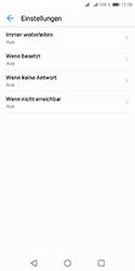 Huawei Y5 (2018) - Anrufe - Rufumleitungen setzen und löschen - Schritt 6