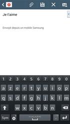 Samsung Galaxy Grand 2 4G - E-mails - Envoyer un e-mail - Étape 10
