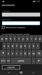 Nokia Lumia 735 - E-mail - e-mail instellen: IMAP (aanbevolen) - Stap 9