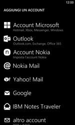 Nokia Lumia 925 - E-mail - configurazione manuale - Fase 6