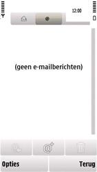 Nokia 5230 - e-mail - handmatig instellen - stap 20