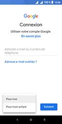 Alcatel 1 - Applications - Créer un compte - Étape 6