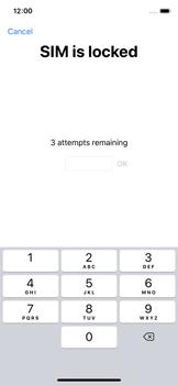 Apple iPhone X - iOS 12 - MMS - Manual configuration - Step 14