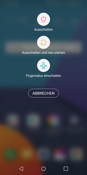 LG G6 - Internet - Manuelle Konfiguration - 29 / 36