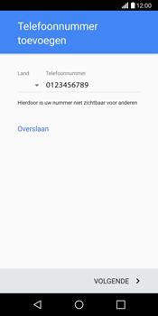 LG G6 H870 - Applicaties - Account aanmaken - Stap 13
