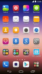 Huawei Ascend P7 - sms - handmatig instellen - stap 3