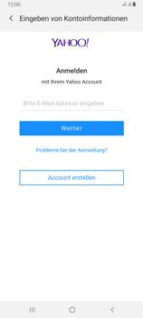 Samsung Galaxy A80 - E-Mail - Konto einrichten (yahoo) - Schritt 7