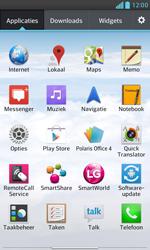 LG E975 Optimus G - netwerk en bereik - gebruik in binnen- en buitenland - stap 3