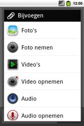 Alcatel OT-991 Smart - MMS - Afbeeldingen verzenden - Stap 9
