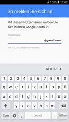 Samsung Galaxy S7 - Apps - Konto anlegen und einrichten - 0 / 0