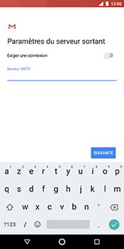Nokia 7 Plus - E-mail - Configuration manuelle - Étape 18